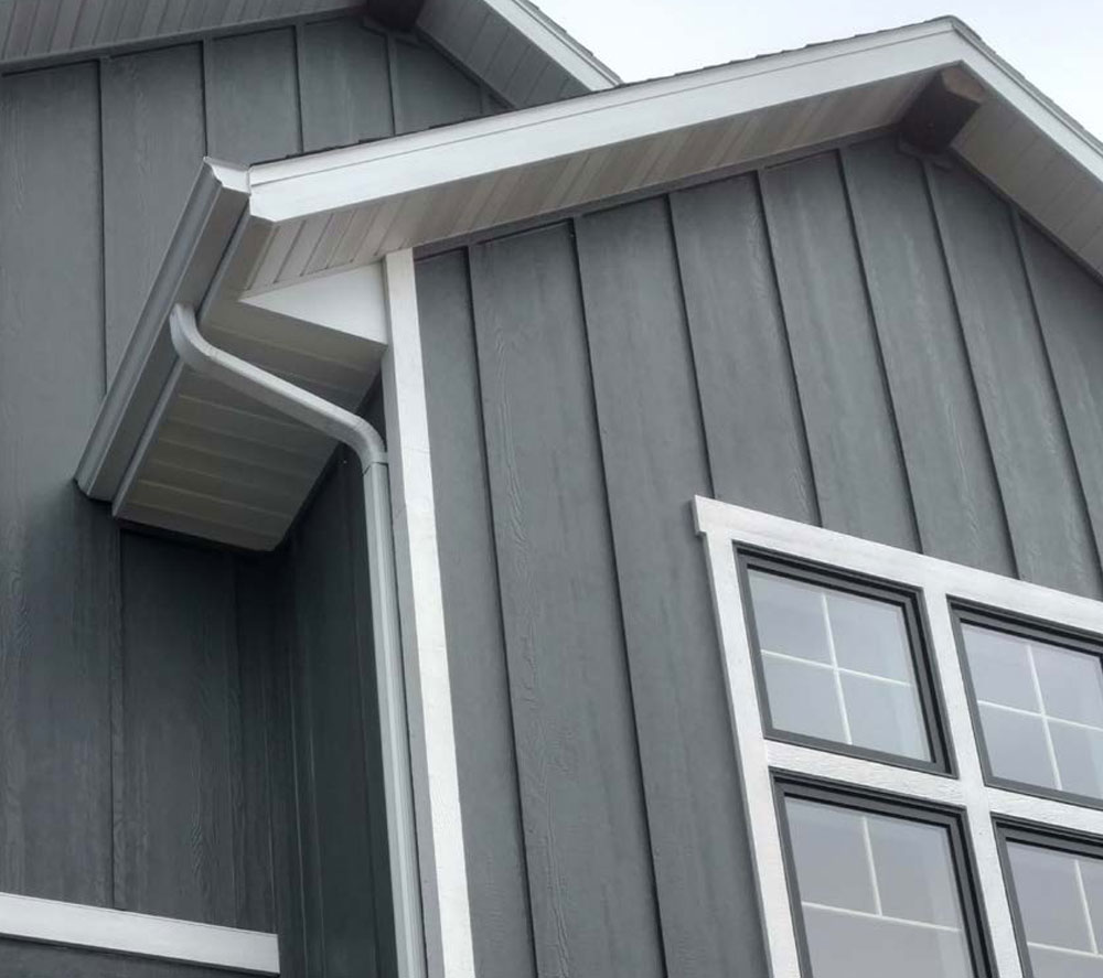 Royal Board and Batten Siding
